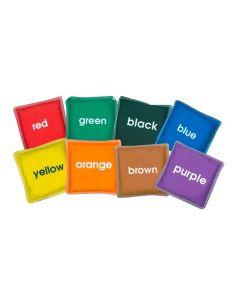 Colour Bean Bags 8pcs