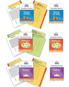 Teaching Tactics - Set of 3 Teaching Sets