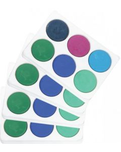 Cool Poster Colours Palette x 4