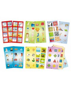 Language Memory Cards 16pcs