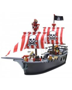 Giant Pirate Ship 79cm