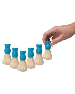 Shaving Brushes Set of 6