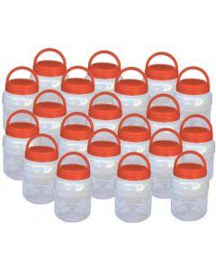 Storage Jars 2 litre 20pcs
