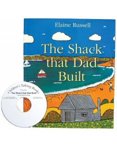 The Shack That Dad Built CD & Book