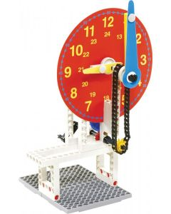 Mechanical Clock and other Geared Models 195pce