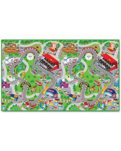 Large Racetrack Playmat Vinyl 2m x1.2m