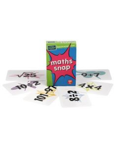 Snap Cards Maths Snap