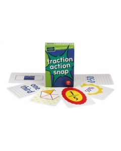 Snap Cards Fraction Action Snap