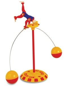 Circus Sam The Balancing Man