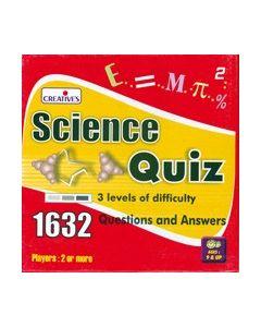 Science Quiz Game