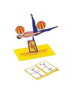 The Amazing Acrobat Balancing Game