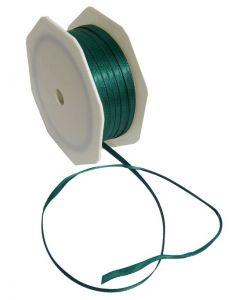 Satin Ribbon Green