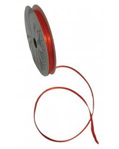 Satin Ribbon Red