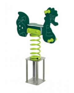 Green Dragon Spring Rocker
