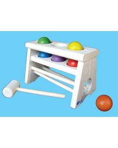Double Hammer Ball Bench