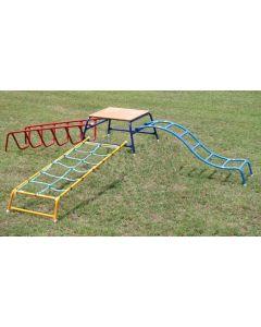 Plateau Playground Set 4pcs