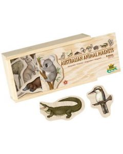 Magnetic Aussie Animals 8pcs