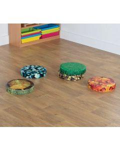 Woodlands Cushions Set of 5