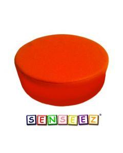 Senseez Vibrating Cushion Orange Circle