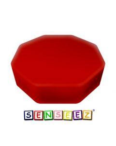 Senseez Vibrating Cushion Red Octagon
