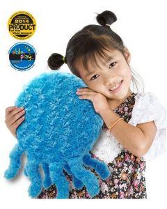 Senseez Tactile Vibrating Cushion Plush Jellyfish
