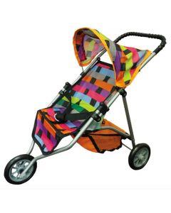 Doll's 3 Wheel Stroller