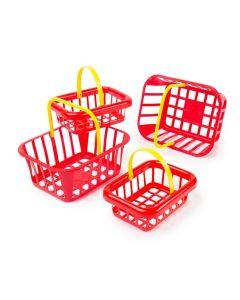 Shopping Baskets 4pcs