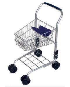 Metal Shopping Trolley