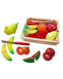Cutting Fruit Playset 13pcs
