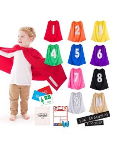 Cape Capers Counting Set 10pcs