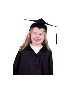Graduation Hat and Cape Costume