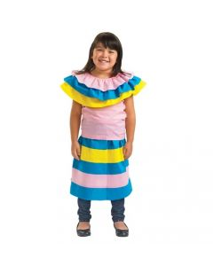 Costume Mexican Dress