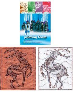Printing Foam Sheets A4