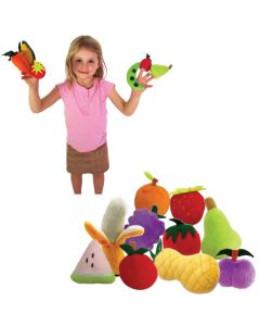 Fruit Puppets 10pcs
