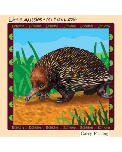 My First Echidna Puzzle 6pcs