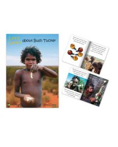Big Book 'Let's Learn About Bush Tucker'