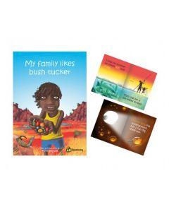 Big Book 'My Family Likes Bush Tucker'