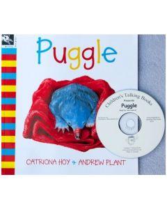 'Puggle' Book & CD