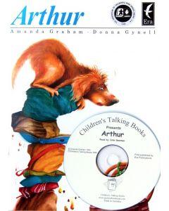 'Arthur' Listening Post Set 4 Books & 1CD