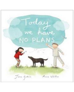 'Today We Have NO PLANS' Listening Post Set 4 Books & 1 CD