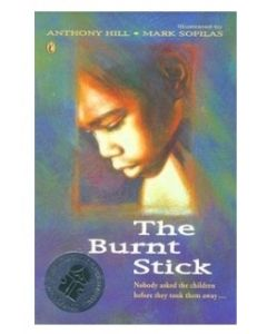 Book 'The Burnt Stick'