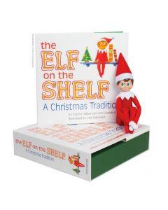 Elf on the Shelf White Boy