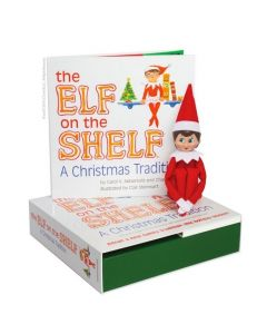 Elf on the Shelf White Girl