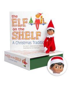 Elf on the Shelf Brown Boy
