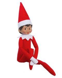 Elf on the Shelf Brown Girl