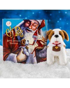 Elf Pet: A Saint Bernard Tradition