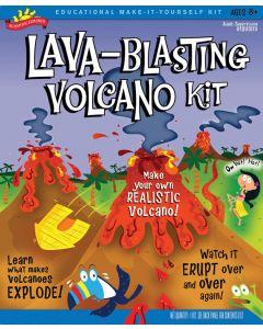 Lava-Blasting Volcano Kit