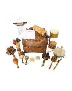Little Hands Music Basket Set 15pcs