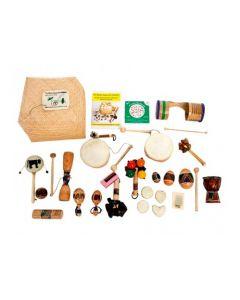 Music Treasure Basket 18pcs