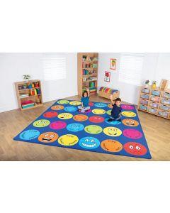 Emotions Interactive Carpet 3m x 3m